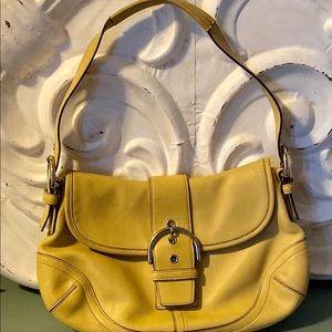Coach handbag in excellent condition